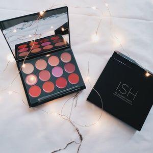 ISH Makeup - ISH Lip statement palette